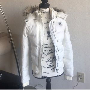 Faux Fur American Eagle Winter Coat